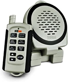 Icotec Call of The Wild GC101 Electronic Game Call, Grey