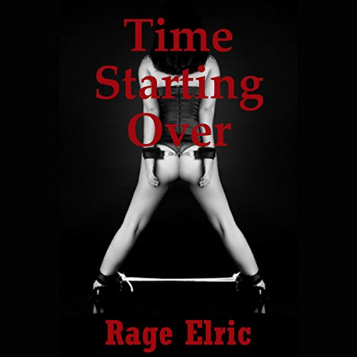 Time Starting Over audiobook cover art