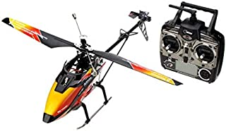 V913 Brushless Upgrade Version 4Ch Helicopter RTF 70cm 2.4GHz Built-in Gyro Super Stable Flight Aircraft
