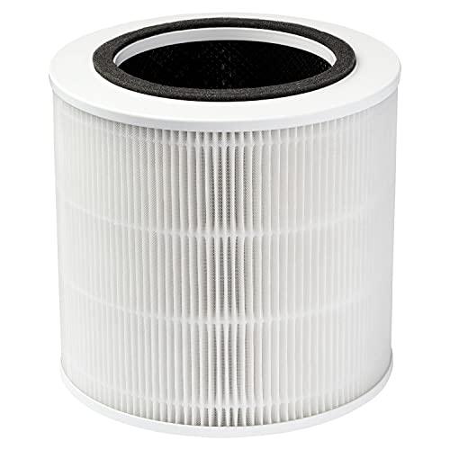 MEDION Ersatzfilter für den Luftreiniger MD 10171 (Vorfiltergitter, HEPA Filter H13, Aktivkohle Filter)
