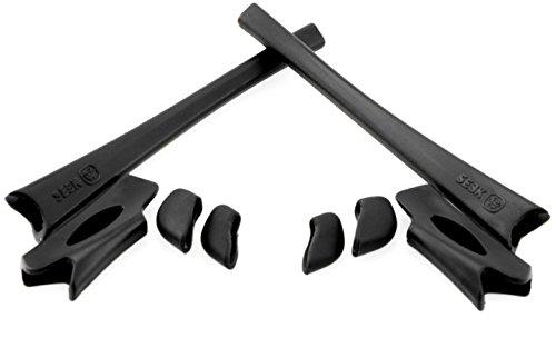Accessoires de remplacement compatibles avec OAKLEY FLAK JACKET XLJ Noir