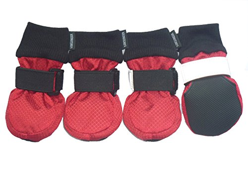 LONSUNEER Paw Protector Dog Boots