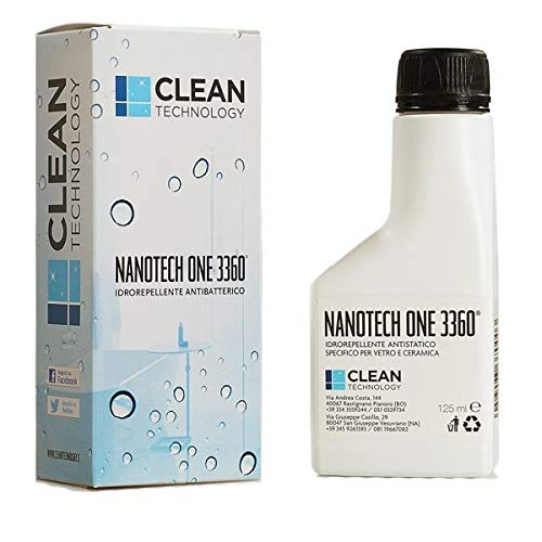 Nanotech One 3360 (125 ml) - Trattamento anticalcare permanente per box doccia (1)