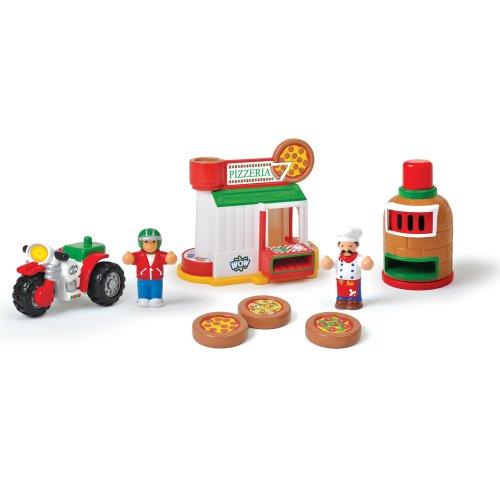 WOW : Pizzeria de Mario