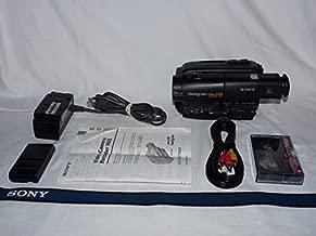 Sony Handycam CCD-TR600 Hi 8 Camcorder