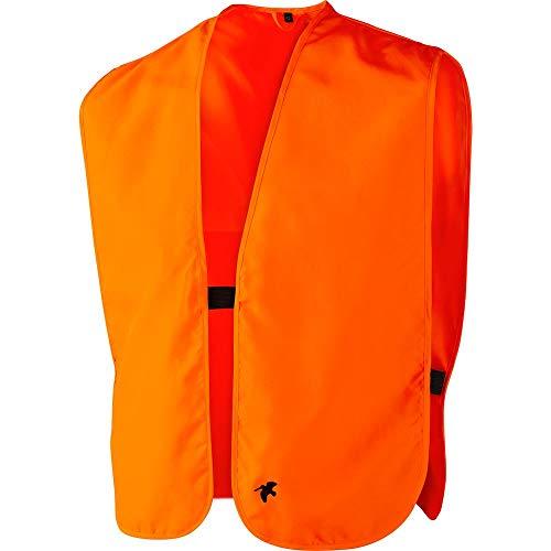 Seeland Flourescent Waistcoat Flourescent Orange One Size