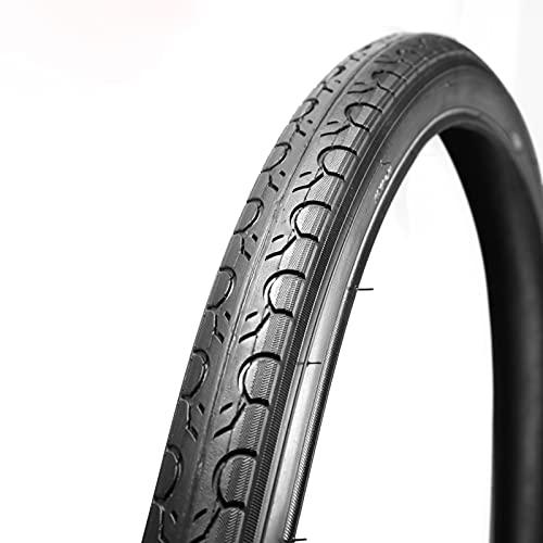GYAM Neumáticos de Bicicleta, 26 * 1,95 Neumáticos de Alambre de Acero Neumáticos semibrillantes de Baja Resistencia Semibrillantes para Carro de Ciudad, Neumático de Bicicleta de Carretera