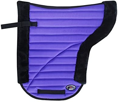 CHALLENGER Horse English Western Saddle Contour Jumping PAD All We OFFer at cheap Outstanding prices