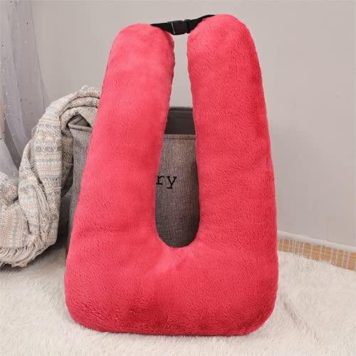Reisekissen, Cojín de viaje para el asiento trasero de un coche, un modo de dormir adecuado para adultos y niños.