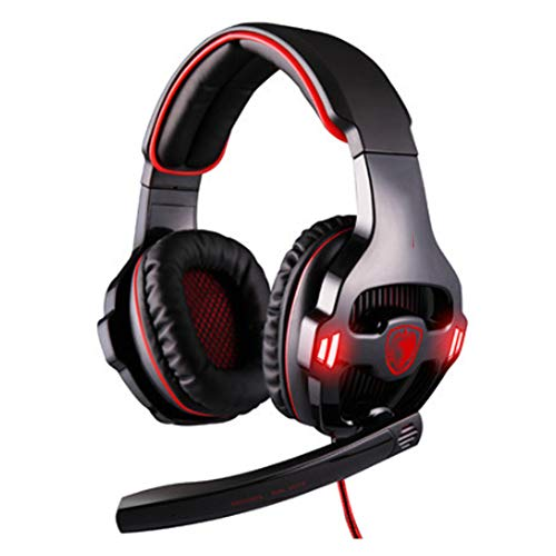 YYZLG - Auriculares para juegos, auriculares para PC con