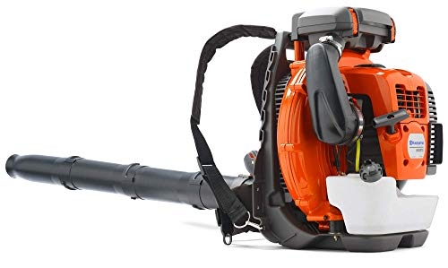 New Husqvarna 580BTS 75.6cc Gas Powered 2 Cycle Backpack Leaf Blower 208 MPH