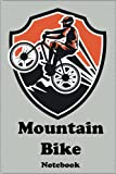 Mountain bike marathon world championships :Mountain Bike Downhill Bikers,Daybook Logbook Gift,Journal For Daily Notes .112 pages 6×9 inches)