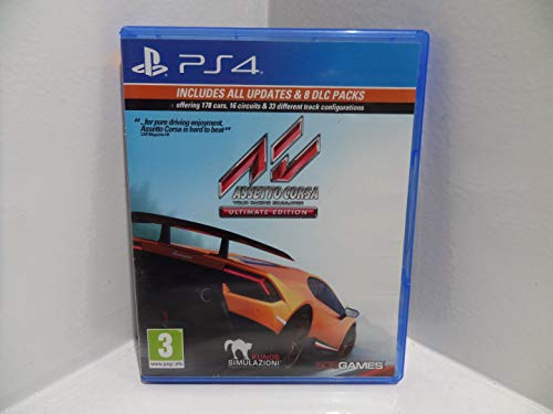 Assetto Corsa Ultimate Edition - PlayStation 4 [Edizione: Regno Unito]
