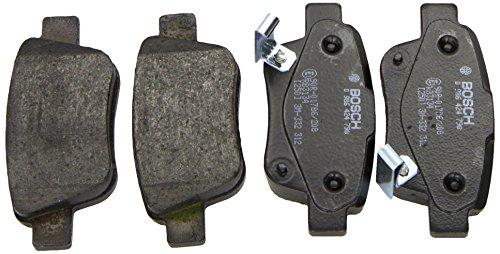Bosch BP939 Plaquettes de frein