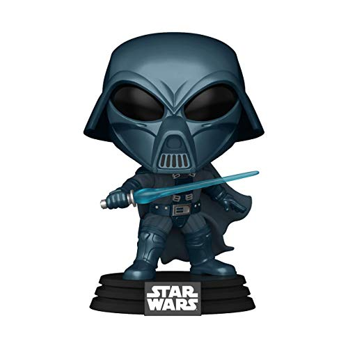 Funko- Pop Star Wars Concept Alternate Vader Juguete coleccionable, Multicolor (50113)