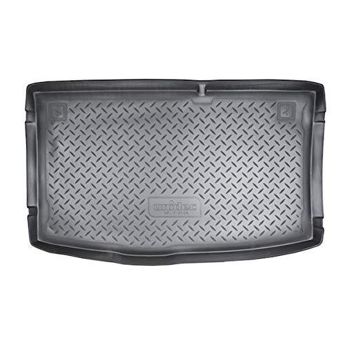 Sotra Auto Kofferraumschutz für den Hyundai i20 - Maßgeschneiderte antirutsch Kofferraumwanne für den sicheren Transport von Einkauf, Gepäck und Haustier