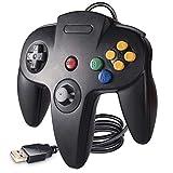 suily Wired USB Controller für N64-Spiele, Classic USB Controller Gamepad Joystick für Windows PC...