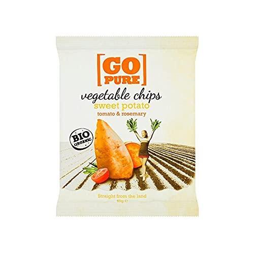 Papas fritas (sin gluten) BIO 40 g GoPure