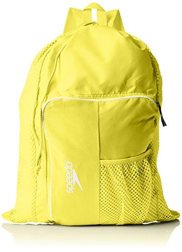 Mochila Speedo amarilla