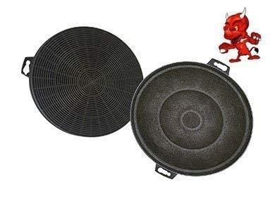 Filtre à charbon actif Filtre Filtre à charbon pour hotte Hotte Bosch dke935eeu03, dke935eeu05