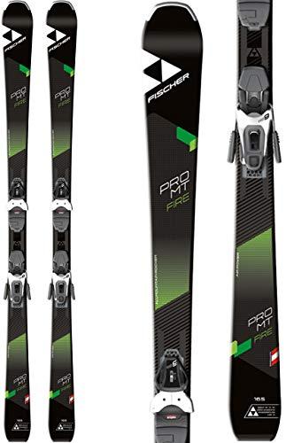Pro MTN Fire Skis w/ RS 9 GW Bindings 2019
