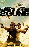 2 Guns - Mark Wahlberg – Film Poster Plakat Drucken Bild