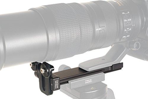Hejnar Photo Lens Support for Nikon AF-S NIKKOR 200-500mm f/5.6E ED VR Lens. Made in U.S.A