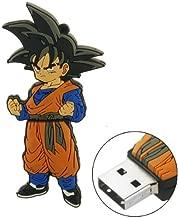 16GB USB Flash Drive Dragon Ball Goten Shape 16G Memory Stick U Disk