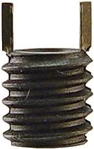 M12 x 1.25 Int. THD, M18 x 1.5 Ext. THD, 18 Lg, Heavy Duty, Keylocking Threaded Inserts, Steel (1 Each)