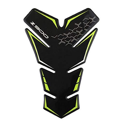 XWSQ Für Kawasaki Z 900 Z900 2017 2018 2019 2019 2020 Gas Kraftstoff Ölschutz Motorrad Aufkleber Aufkleber Tank Pad Emblem Abzeichen Logo Z900 Motorrad Tank Aufkleber (Color : B)