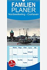 Adam, U: Nordseefeeling - Cuxhaven - Familienplaner hoch (Wa カレンダー