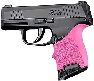 Hogue, Handall Sleeve Grip, Sig Sauer P365, Pink