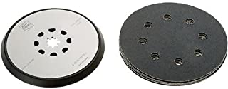 Fein 63806195020 4-1/2-Inch Sanding Pad with Paper for FMM 250Q