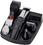 Ciseaux coupe de cheveux Outil complet du corps laver électrique Tondeuse à cheveux Salon de coiffure spécial coupe de cheveux Ciseaux multi-usage Retoucher Trimmer personnel toiletteur for Barbe Tête