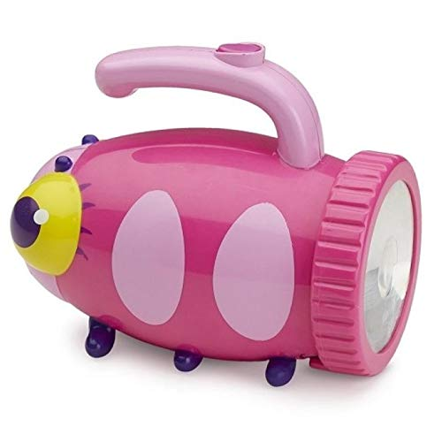 Melissa & Doug Lanterne Enfant Coccinelle Lampe Torche LED Lampe de Poche pour Fille 3 Ans +