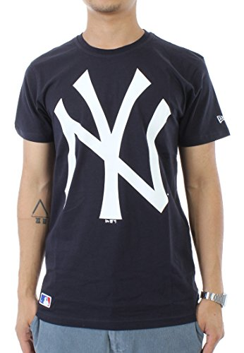 New Era NE96420FA15 Nos OG tee NEYYAN NVY Camiseta, Hombre, Azul (Azul Navy), XXL