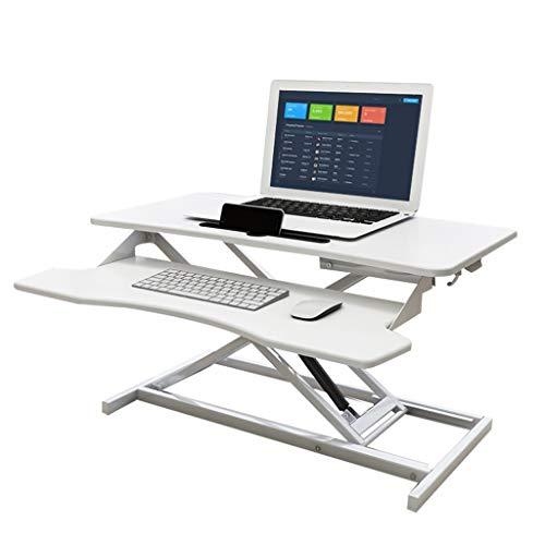 Kiki Laptop Desk Computer Desk Multifunctionele Draagbare Opklapbare Tafel Stand Werkbank Laptop Desktop Bureau Computer Tabel Desktop Opvouwbare Tafel Studie Bureau Vouwtafel