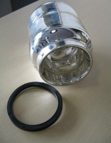 Siemens Glaskolben / Thermokolben für Kanne der TC 91100