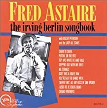 Irving Berlin Songbook by Astaire, Fred (1991) Audio CD