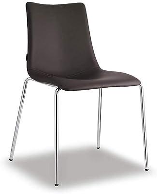 Normann Copenhagen - Form Stuhl mit Holzgestell - blau