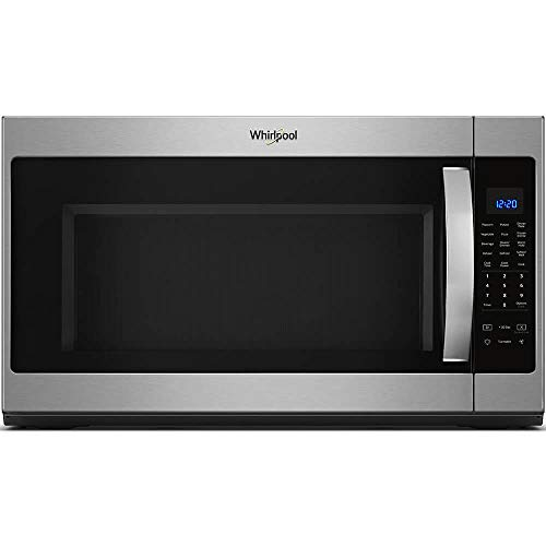 Whirlpool 30 in W 2.1 cu. ft. Over the Range Microwave in...