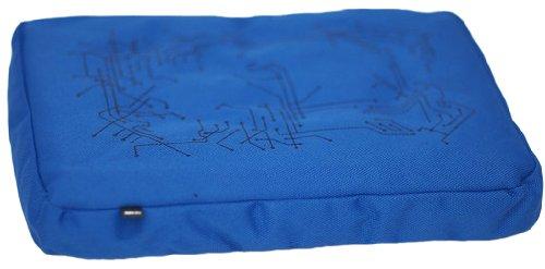 Bosign Surf Pillow Laptop Kissen Blau Schwarz Hitech Polyester 262852 3 27 x 22 x 95 cm