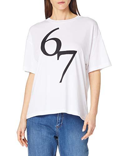 Marc O'Polo Damen 009206751461 T-Shirt, Z69, XL