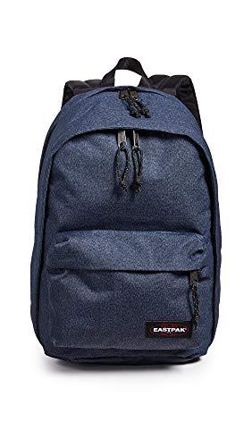 Eastpak Back To Work Rucksack, 43 cm, 27 L, Blau (Double Denim)