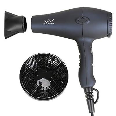 Amazon - Save 20%: VAV Professional Tourmaline Hair Dryer Negative Ionic Salon Hair…