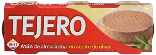 Tejero Atún en Aceite de Oliva, 156g