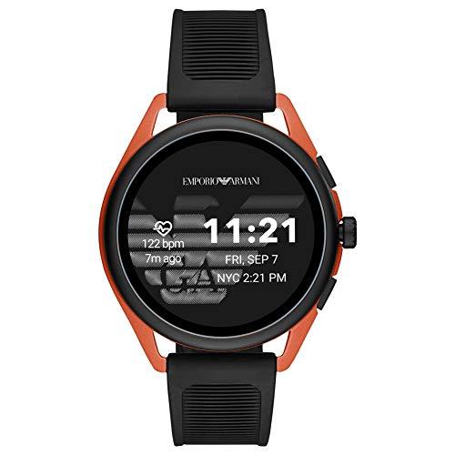 Smartwatch Emporio Armani Connected Gen 5 Matteo Rojo