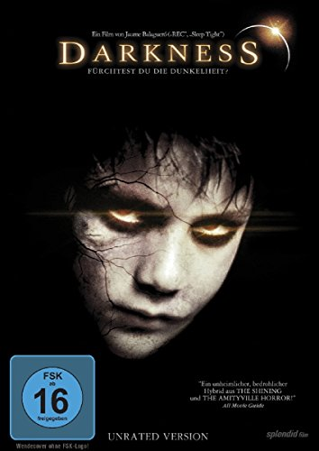 Darkness Alemania DVD