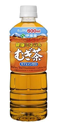 伊藤園 健康ミネラルむぎ茶 ペット 600ml×24本