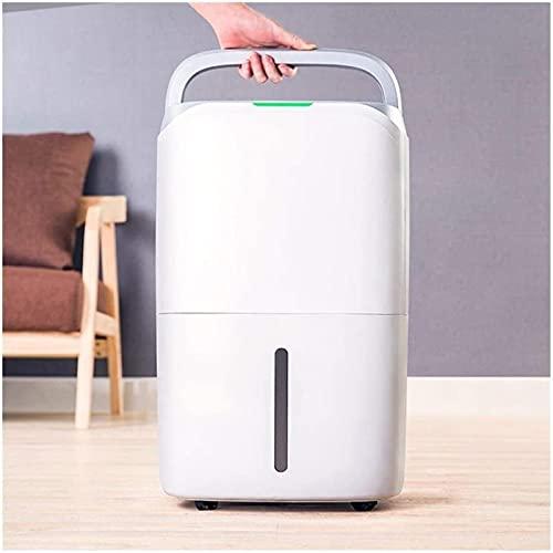 Umidificatori deumidificatori portatili ultra silenziosi con spegnimento automatico per cantina, camera da letto, bagno, stanza dei bambini, camper e ufficio